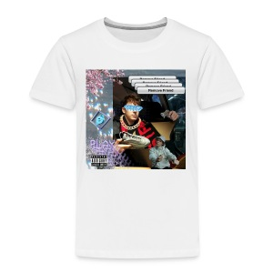 me swag and yung lean - Kinder Premium T-Shirt