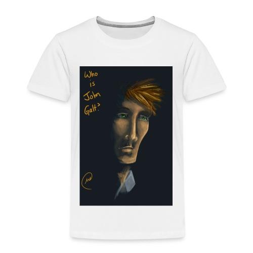 Wer ist John Galt - Kinder Premium T-Shirt