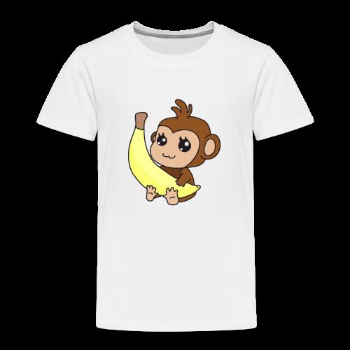 MONKEY STYLES - SEASON 1 - Kinder Premium T-Shirt