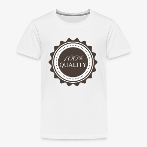 100% Quality - T-shirt Premium Enfant