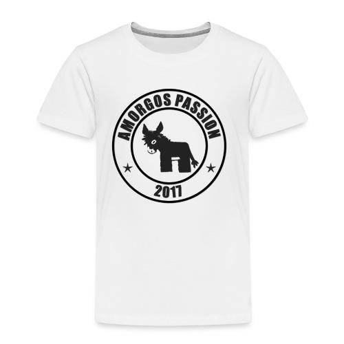La collection d'Amorgos Passion 2017 ! - T-shirt Premium Enfant