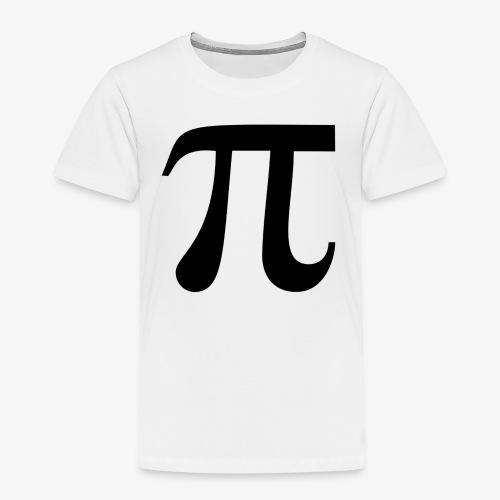 pi - Premium T-skjorte for barn