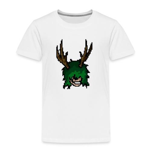 Pixelart Perdita - Kinder Premium T-Shirt