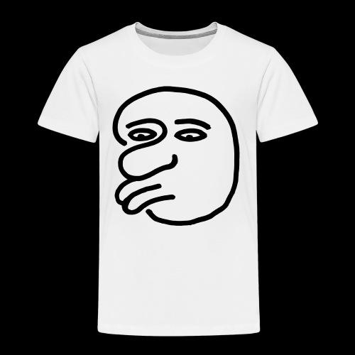 AgainstHumanityface - Kinder Premium T-Shirt