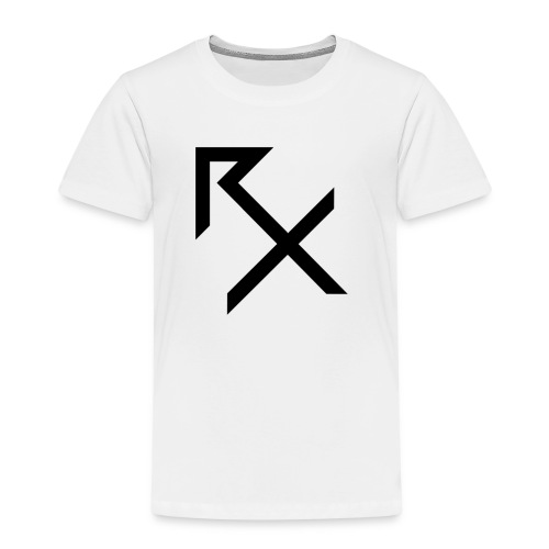 RX Black - Kinder Premium T-Shirt