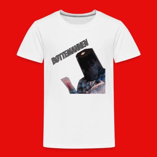 Bøttemannen - Premium T-skjorte for barn