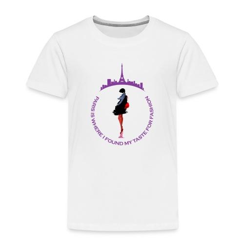 Paris Fashion Design 2 - T-shirt Premium Enfant