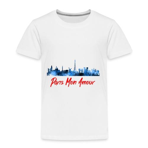 Paris Fashion Design Back - T-shirt Premium Enfant