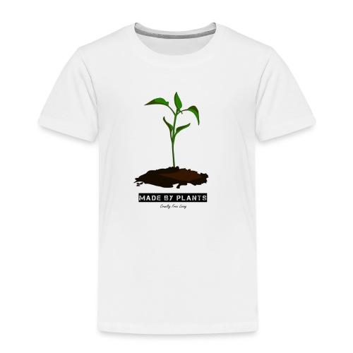 Made by plants - Kids' Premium T-Shirt
