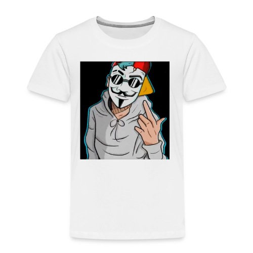 StoneRoxses - Premium T-skjorte for barn