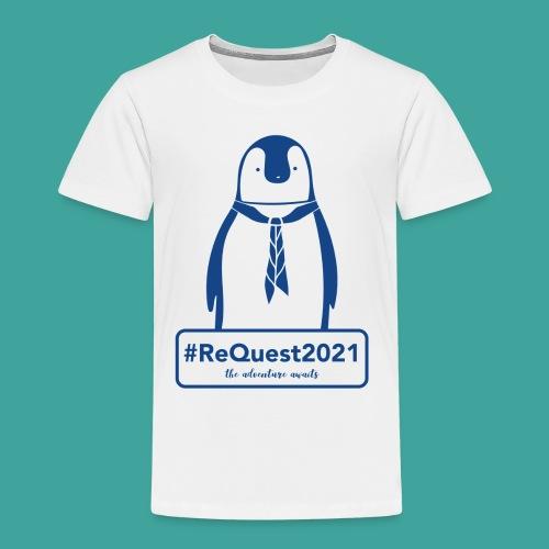 Kent Scouts #ReQuest2021 Antarctica Expedition - Kids' Premium T-Shirt