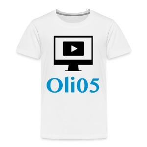 Oli05 - Premium T-skjorte for barn