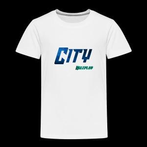 CityRP   Logo - Kinder Premium T-Shirt