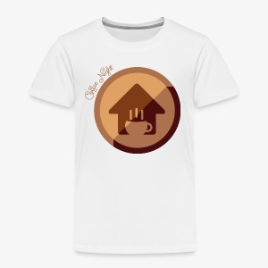 Coffee - Camiseta premium niño