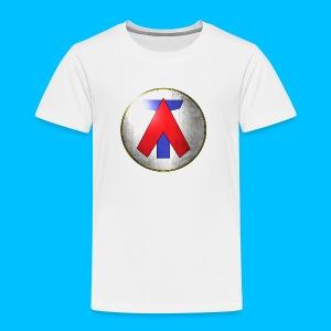 AT LOGO - Kinder Premium T-Shirt