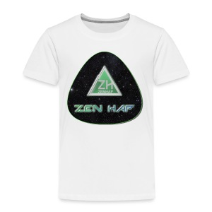 Zen Hap Rounded Triangle - Kids' Premium T-Shirt