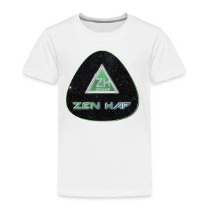 Zen Hap Triangle Hi Res - Kids' Premium T-Shirt