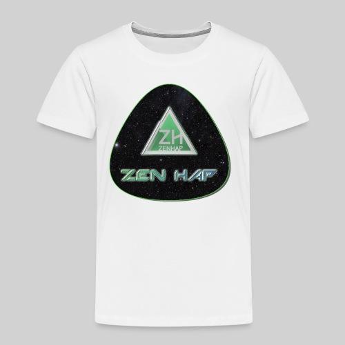 Zen Hap Triangle Hi Res - Kids' Premium T-Shirt
