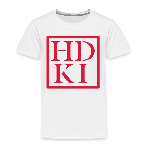 HDKI logo - Kids' Premium T-Shirt