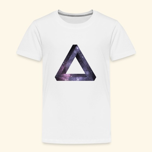 tristar galaxy - Kinder Premium T-Shirt