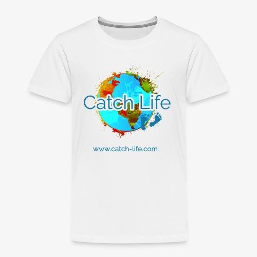 Catch Life Color - Kids' Premium T-Shirt