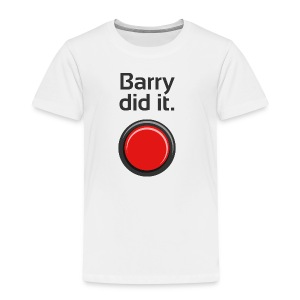 Barry did it - Kids' Premium T-Shirt