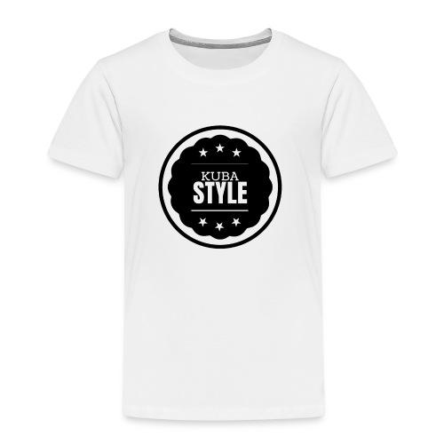 LOGO - KUBA STYLE - Koszulka dziecięca Premium