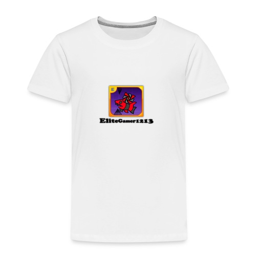 EliteGamer1213 - Kids' Premium T-Shirt