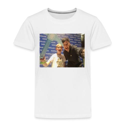 old logo shirt - Kids' Premium T-Shirt