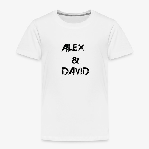 Alex - Kinder Premium T-Shirt