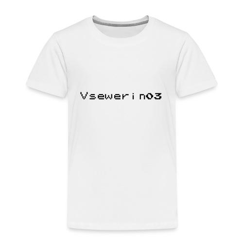 vsewerin03 exclusive tee - Børne premium T-shirt