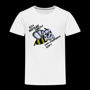 Saft Trooper - Kinder Premium T-Shirt