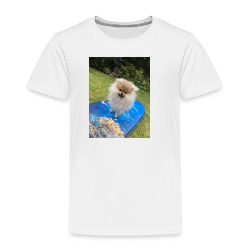 Surfa - Premium-T-shirt barn