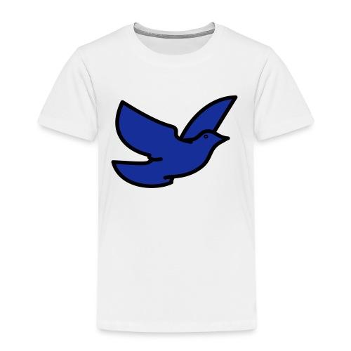 blue bird - Kids' Premium T-Shirt