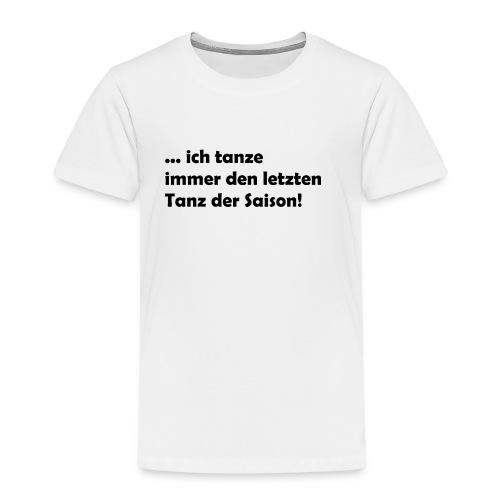 Dirty Dancing - Kinder Premium T-Shirt