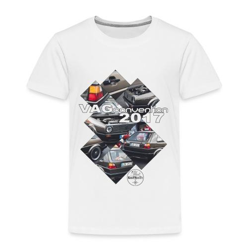 VAG Convention 2017 - Kinder Premium T-Shirt