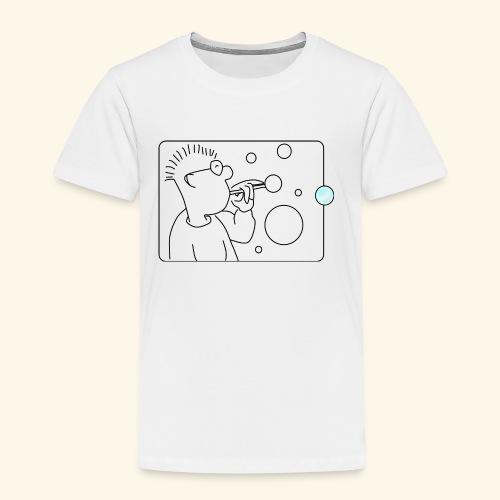 Seifenblasen - Kinder Premium T-Shirt