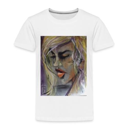 20160831 070257000 iOS Tänker - Premium-T-shirt barn