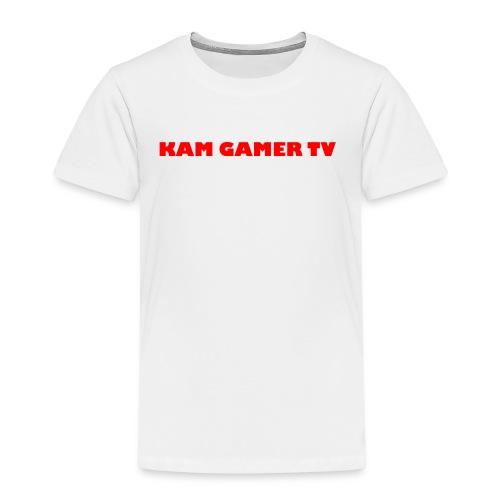 Kam Gamer Tv 9MN95B1X Range - Kids' Premium T-Shirt