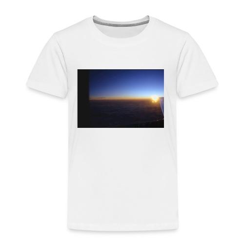 über den wolken - Kinder Premium T-Shirt