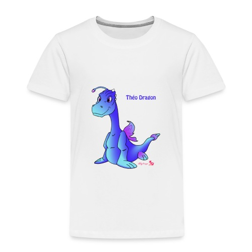 Théo Dragon - T-shirt Premium Enfant