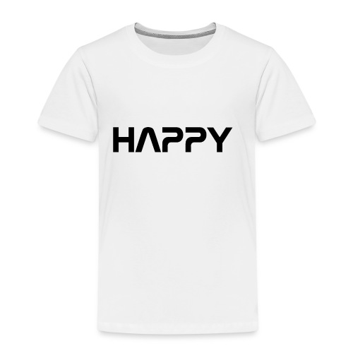 Happy - Kinder Premium T-Shirt