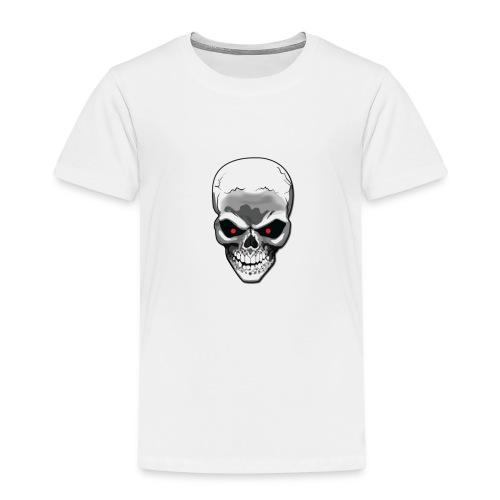 Skull logo - Kids' Premium T-Shirt
