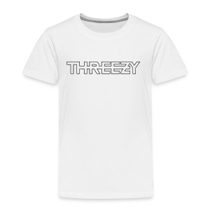 Threezy Logo - Kinder Premium T-Shirt
