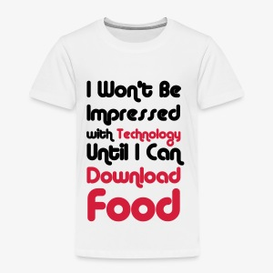 I wont be Impressed - Kids' Premium T-Shirt