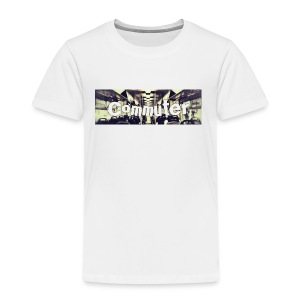 Commuter Design - Kids' Premium T-Shirt
