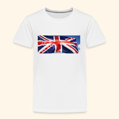 UK flag - Kids' Premium T-Shirt