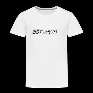 #Stuttgart - Kinder Premium T-Shirt