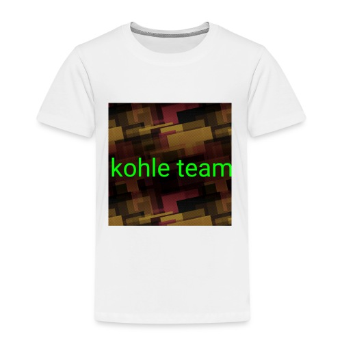 Server team - Kinder Premium T-Shirt