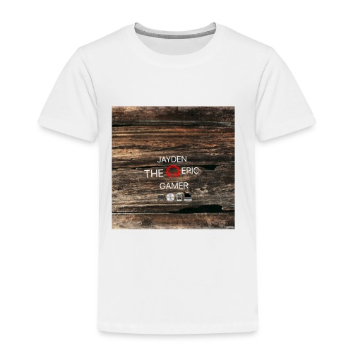 Jays cap - Kids' Premium T-Shirt